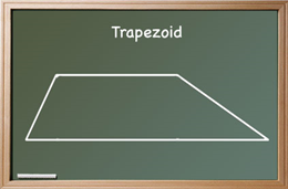 Diagram of a Trapezoid