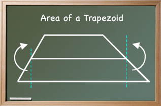 area of a trapezoid method 5