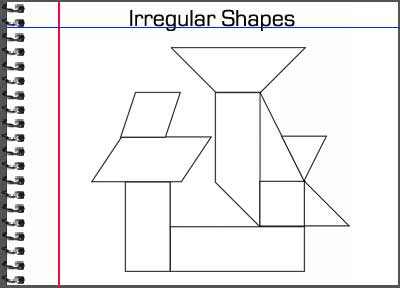 Finding the Area of Irregular Figures - National Council of ...