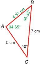Law Of Cosines National Council Of Teachers Of Mathematics