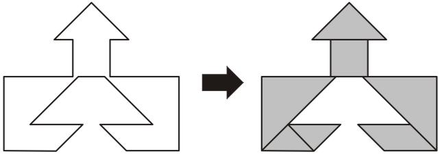 tangrams and math relationship