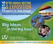 2014 NCTM Annual Meeting & Expostion
