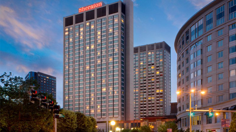 Sheraton Boston Exterior