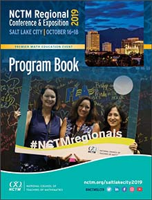 icon of program book, Salt Lake City Conference 2019