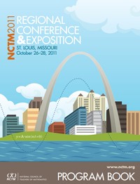 icon of program book, St. Louis Conference 2011