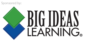 Sponsor - Big Ideas Learning