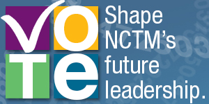 Vote in the 2015 NCTM Election