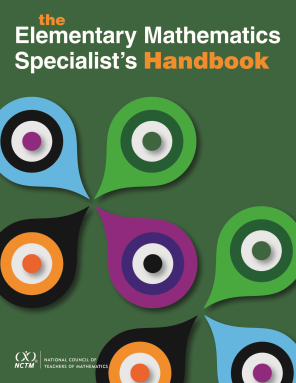 Cover image for The Elementary Mathematics Specialist's Handbook