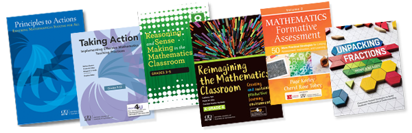 NCTM Recommended Books for Summer