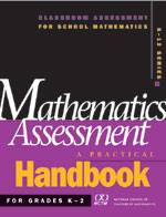mathematics assessment handbook