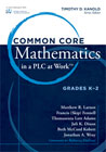 cover image for Common Core Mathematics in a PLC at Work, Grades K-2