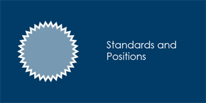 Standards and Positions