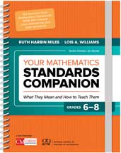 Your Mathematics Standards Companion, Grades 6-8